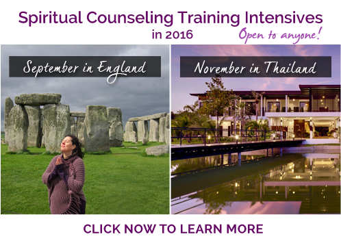 Spiritual Counseling Training - Salisbury and Thailand