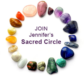 Join Jennifer's Sacred Circle