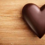 A chocolate heart for you!