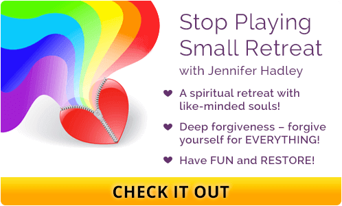 Stop Playing Small Retreat