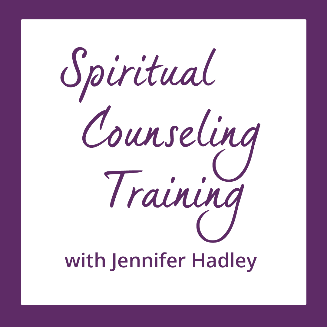 Spiritual Counseling Training Logo