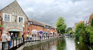 Salisbury-Water