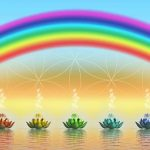 We are rainbows of Love & Light beaming a healing around the world!