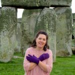 I'm remembering my first trip to Stonehenge.  It was life-changing for me!