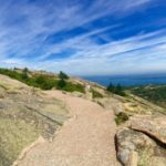 The view from Cadillac Mountain in Acadia National Park - gorgeous!