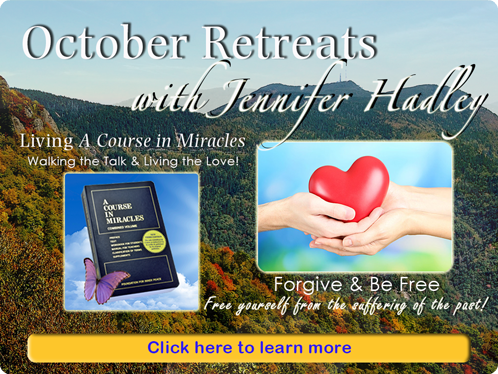 October Retreats With Jennifer