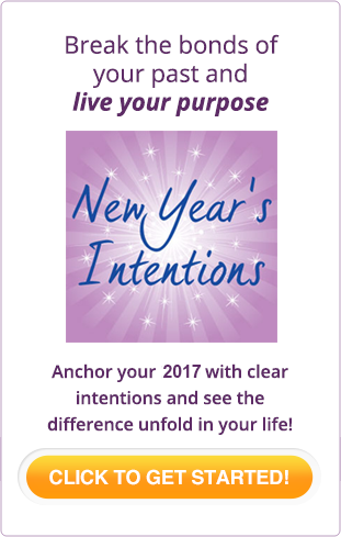 New Year's Intentions 2017
