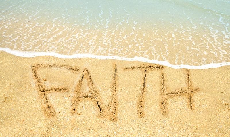 Having Faith Until the End