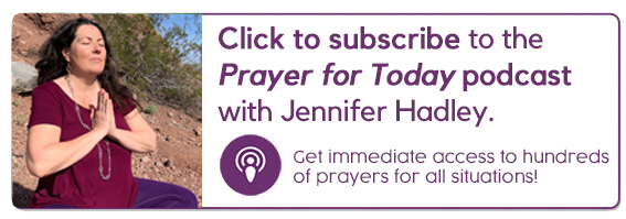 Prayer for Today Podcast