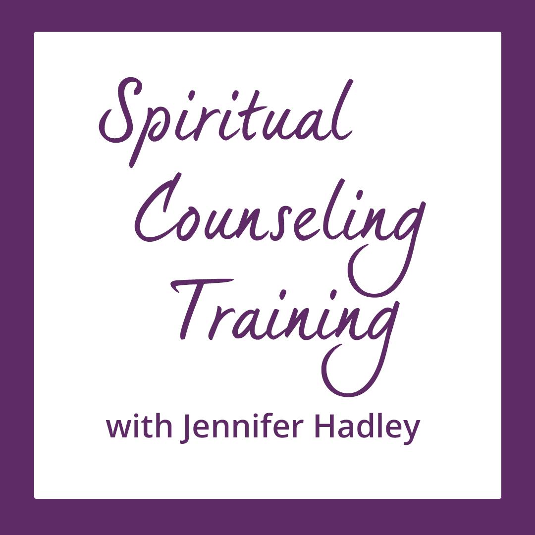 Spiritual Counseling Training Logo